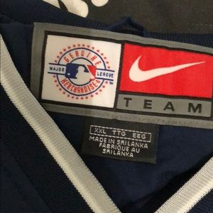 Nike Jackets & Coats - Yankees wind breaker.